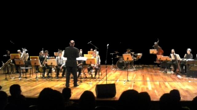 Big Banda do Conservatório Musical de Guarulhos