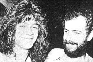 Eddie Van Halen, EFrank